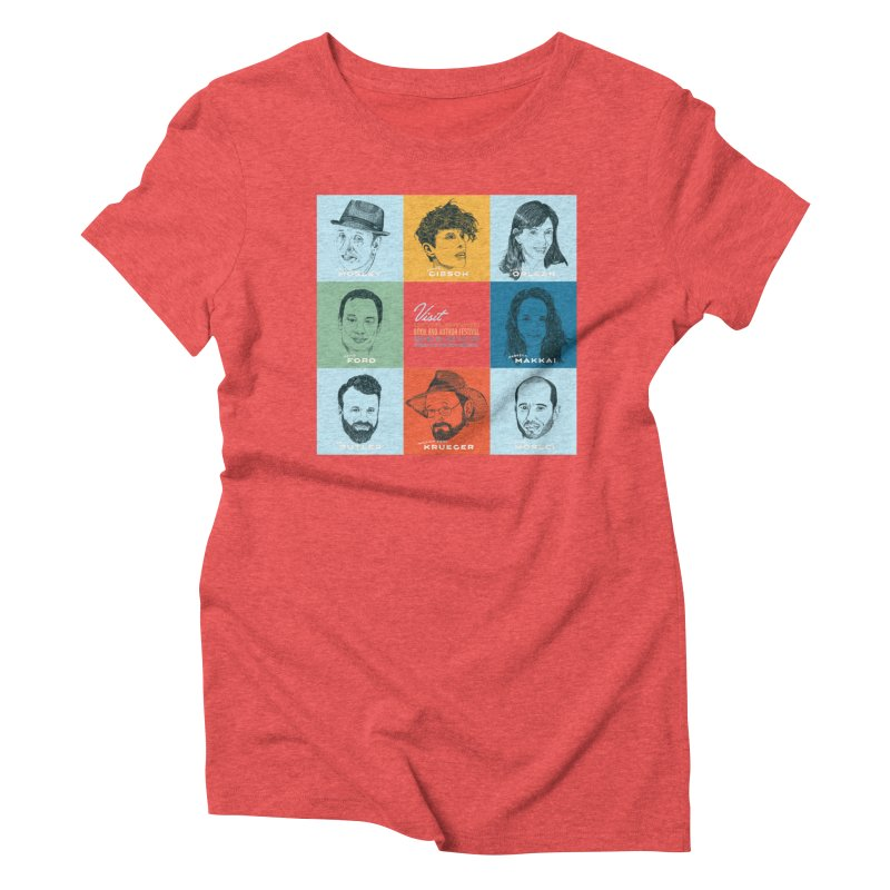 The UntitledTown Bunch 2019 Women's Triblend T-Shirt by UntitledTown Store