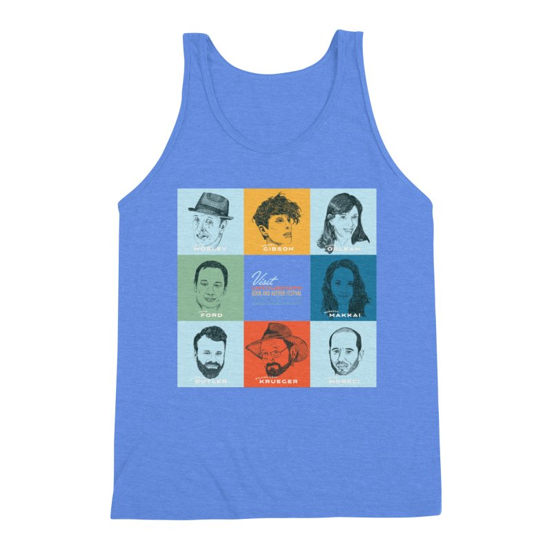 The UntitledTown Bunch 2019 Men's Triblend Tank by UntitledTown Store
