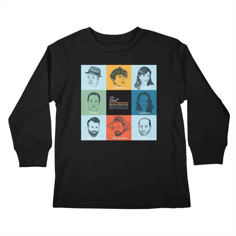 The UntitledTown Bunch 2019 Kids Longsleeve T-Shirt by UntitledTown Store