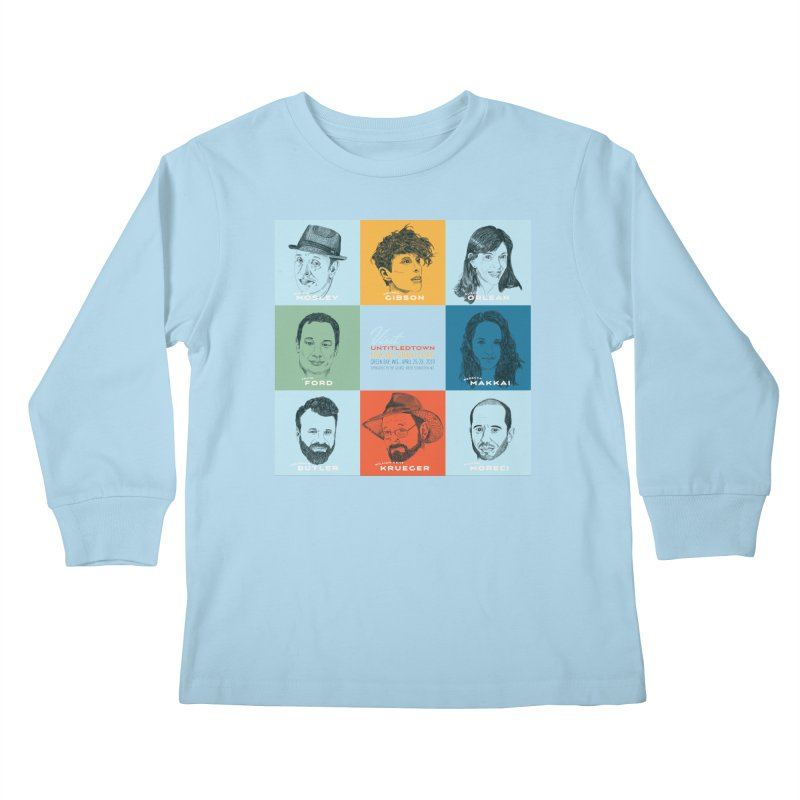 The UntitledTown Bunch 2019 Kids Longsleeve T-Shirt by UntitledTown Store