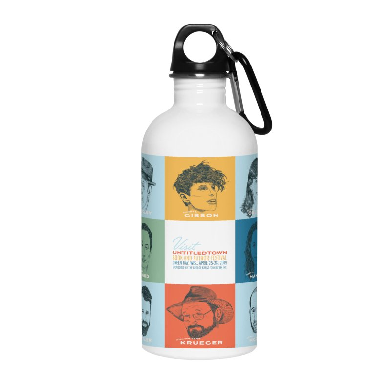 The UntitledTown Bunch 2019 Accessories Water Bottle by UntitledTown Store