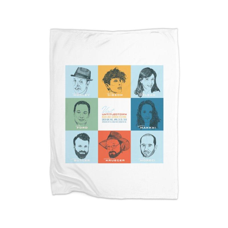 The UntitledTown Bunch 2019 Home Fleece Blanket Blanket by UntitledTown Store