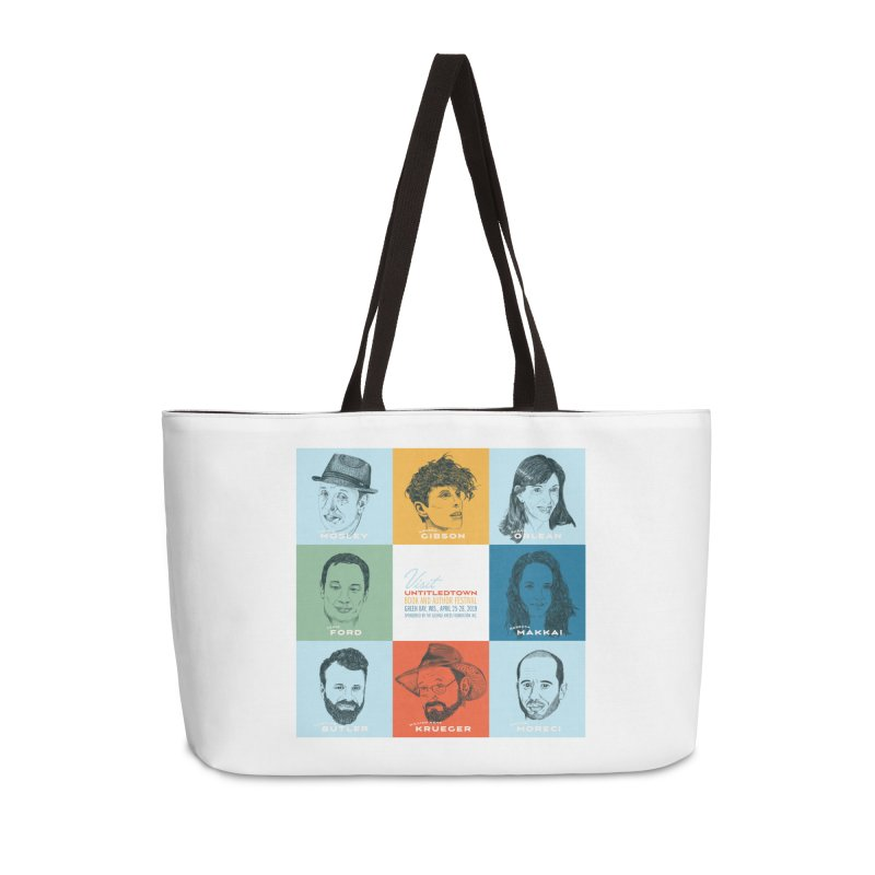 The UntitledTown Bunch 2019 Accessories Weekender Bag Bag by UntitledTown Store