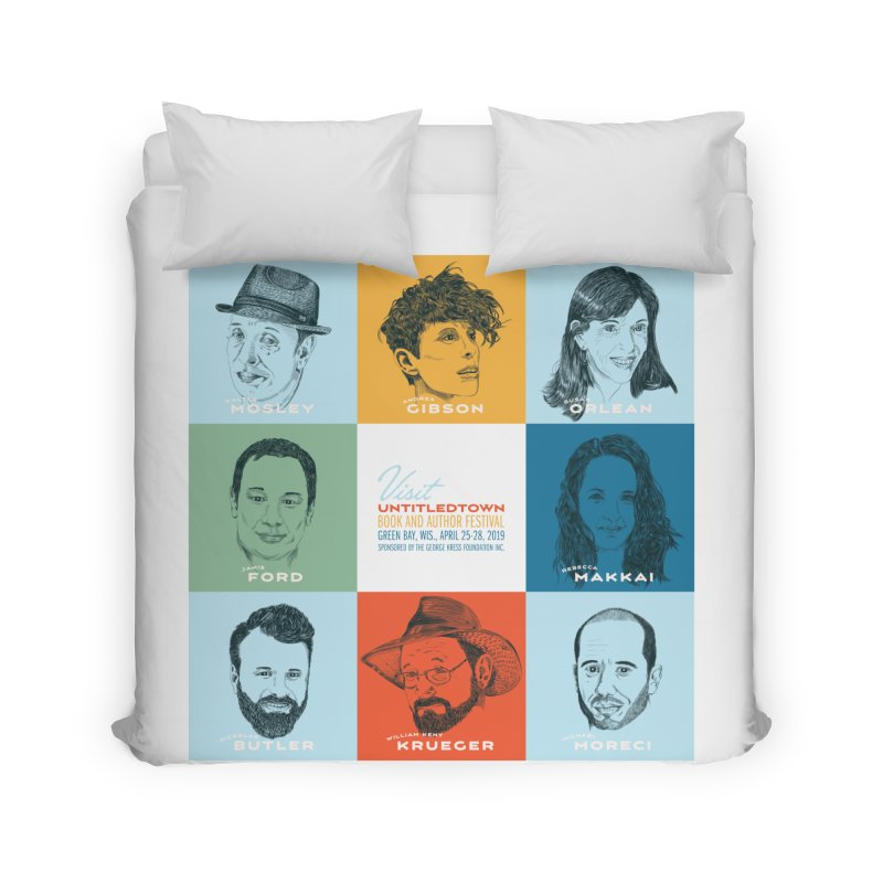 The UntitledTown Bunch 2019 Home Duvet by UntitledTown Store