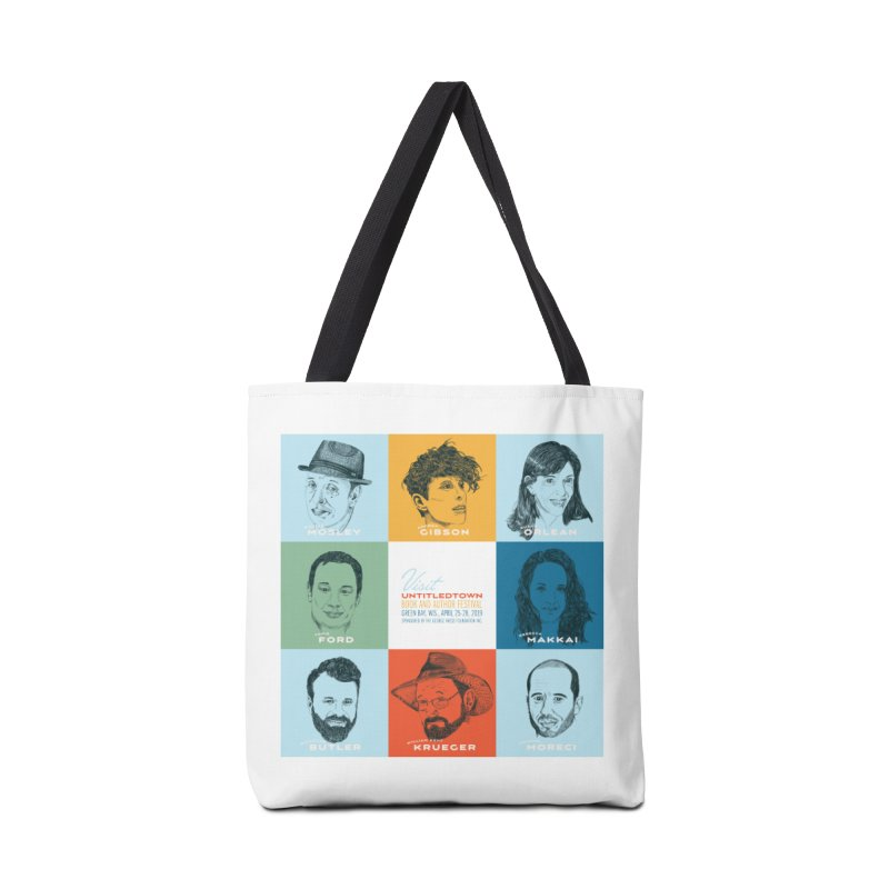 The UntitledTown Bunch 2019 Accessories Tote Bag Bag by UntitledTown Store