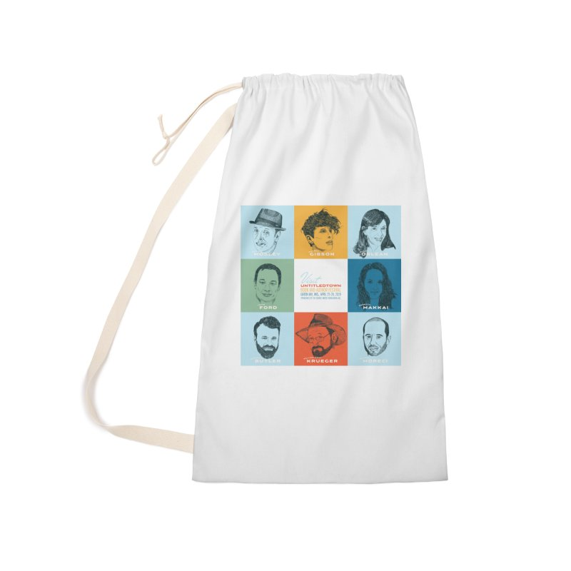 The UntitledTown Bunch 2019 Accessories Laundry Bag Bag by UntitledTown Store