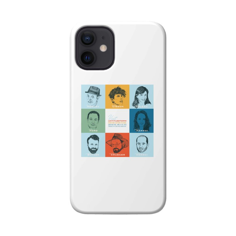 The UntitledTown Bunch 2019 Accessories Phone Case by UntitledTown Store