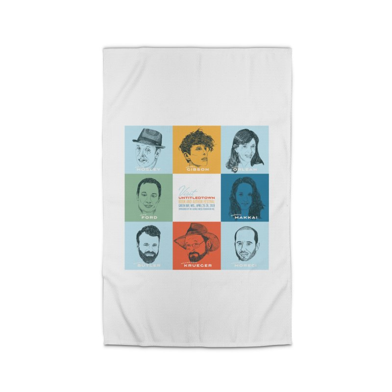 The UntitledTown Bunch 2019 Home Rug by UntitledTown Store