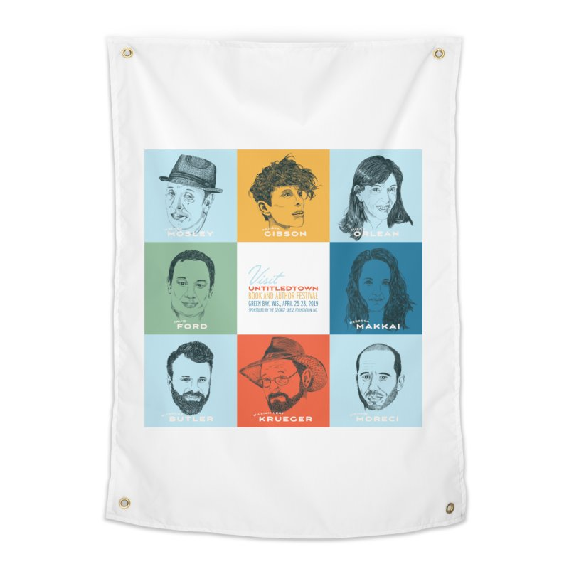 The UntitledTown Bunch 2019 Home Tapestry by UntitledTown Store