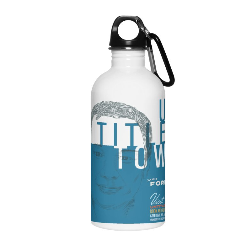 Jamie Ford at UntitledTown Accessories Water Bottle by UntitledTown Store