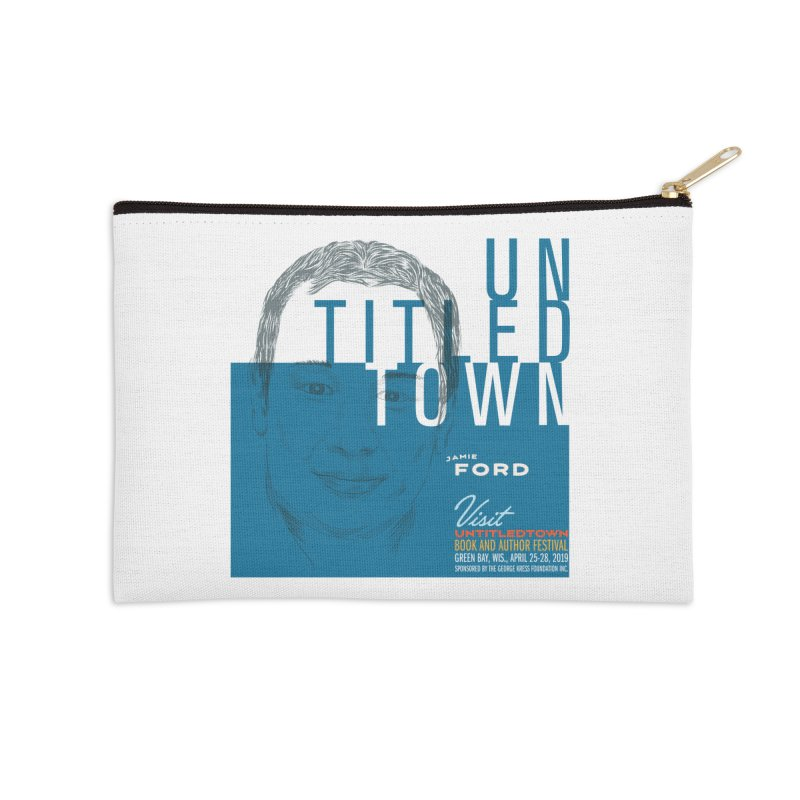 Jamie Ford at UntitledTown Accessories Zip Pouch by UntitledTown Store