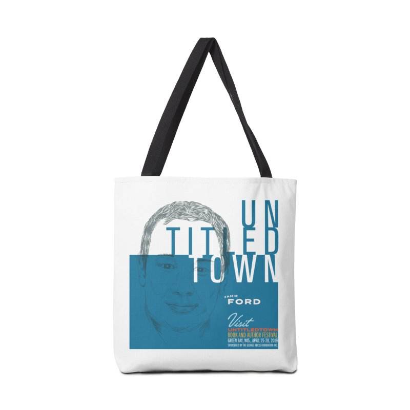 Jamie Ford at UntitledTown Accessories Tote Bag Bag by UntitledTown Store