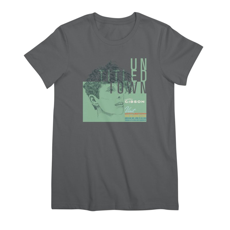 Andrea Gibson at UntitledTown Women's T-Shirt by UntitledTown Store
