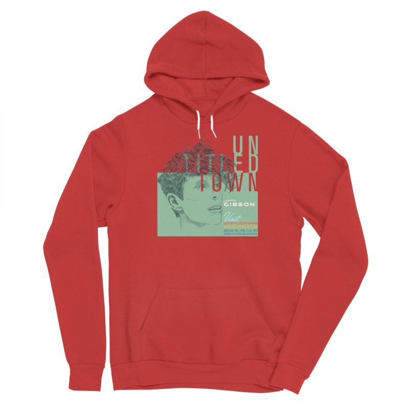 Andrea Gibson at UntitledTown Women's Pullover Hoody by UntitledTown Store
