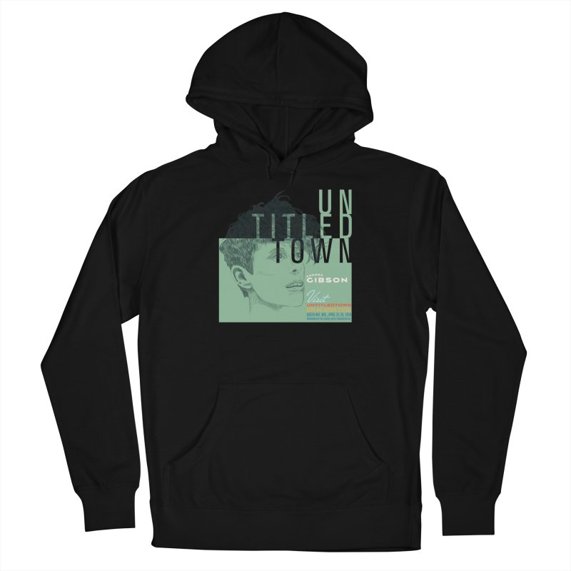 Andrea Gibson at UntitledTown Men's Pullover Hoody by UntitledTown Store
