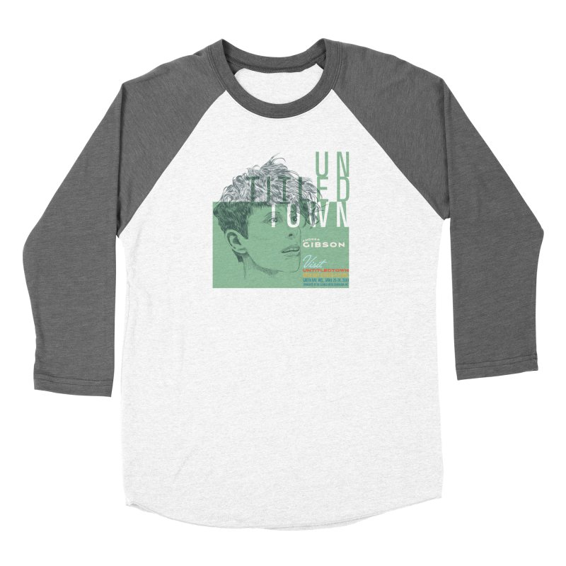 Andrea Gibson at UntitledTown Women's Longsleeve T-Shirt by UntitledTown Store