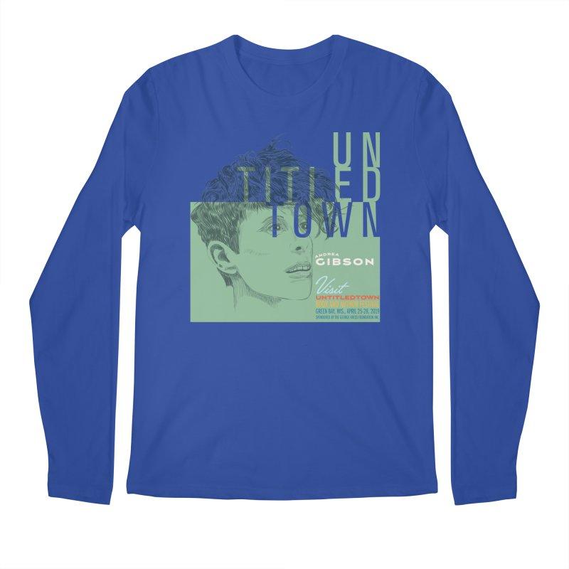 Andrea Gibson at UntitledTown Men's Regular Longsleeve T-Shirt by UntitledTown Store