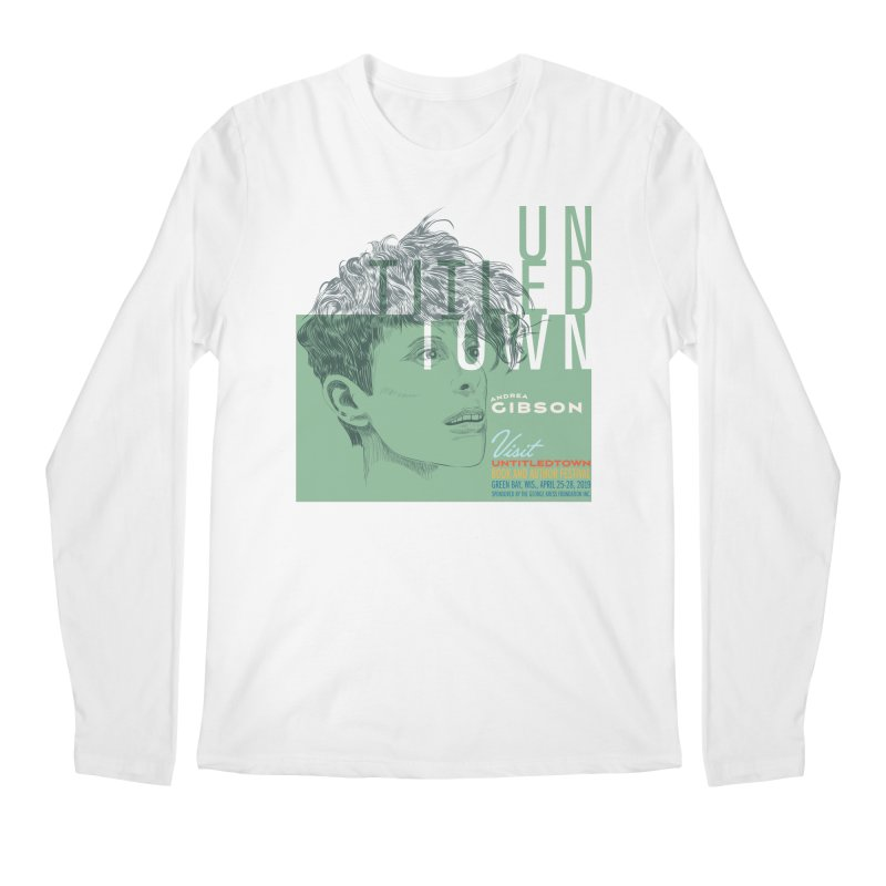Andrea Gibson at UntitledTown Men's Regular Longsleeve T-Shirt by UntitledTown Store