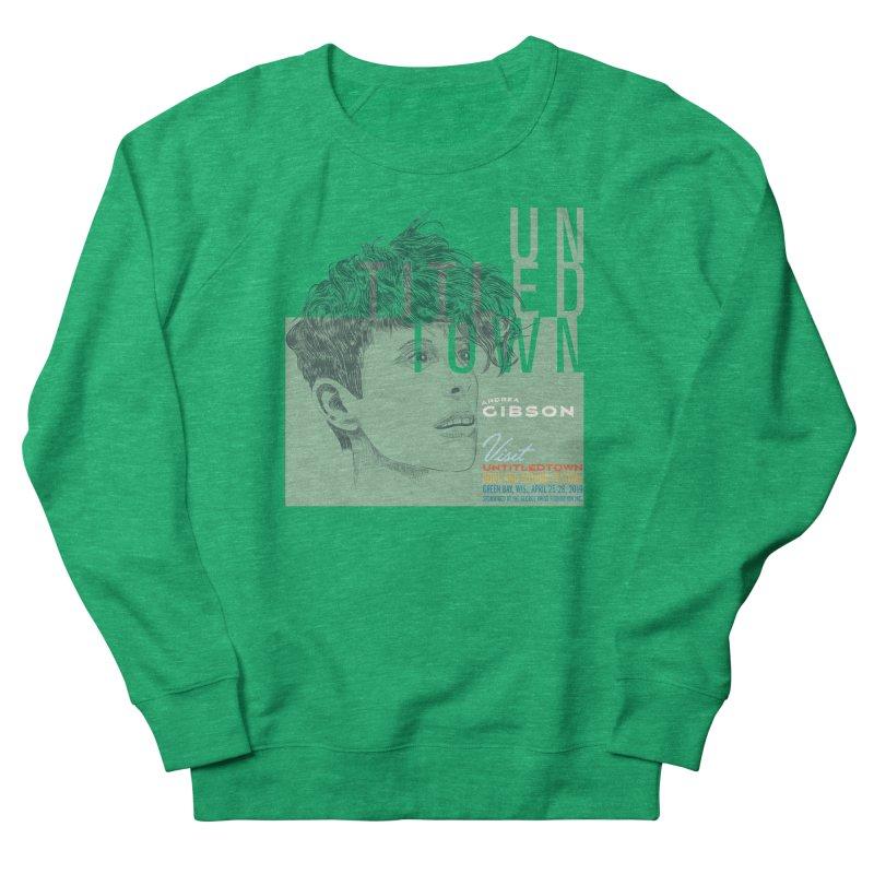 Andrea Gibson at UntitledTown Women's Sweatshirt by UntitledTown Store