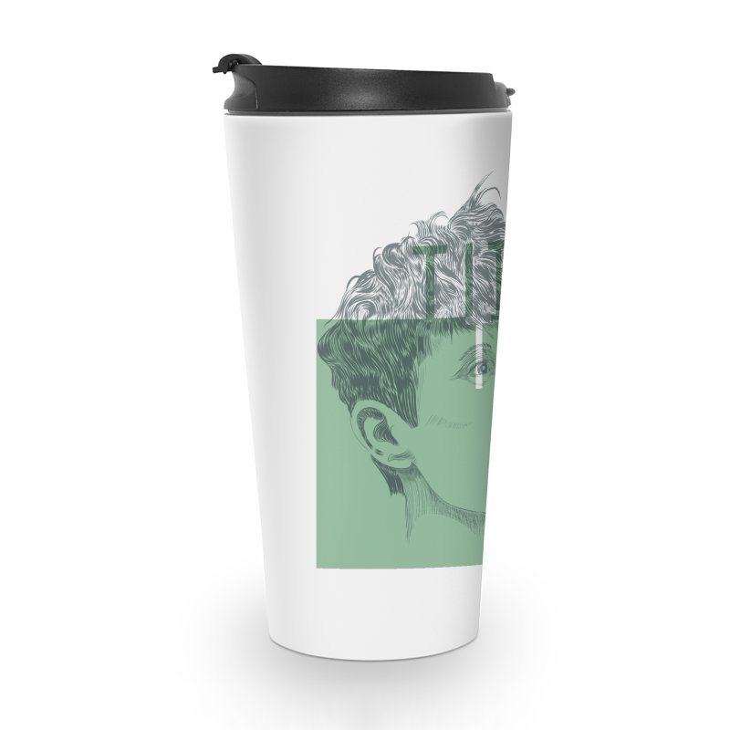 Andrea Gibson at UntitledTown Accessories Travel Mug by UntitledTown Store