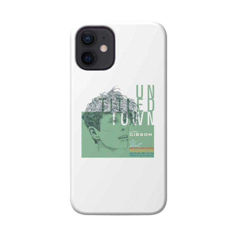 Andrea Gibson at UntitledTown Accessories Phone Case by UntitledTown Store