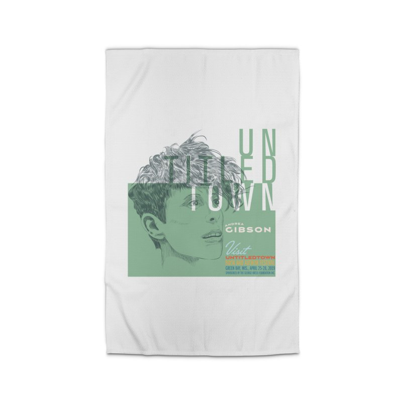Andrea Gibson at UntitledTown Home Rug by UntitledTown Store