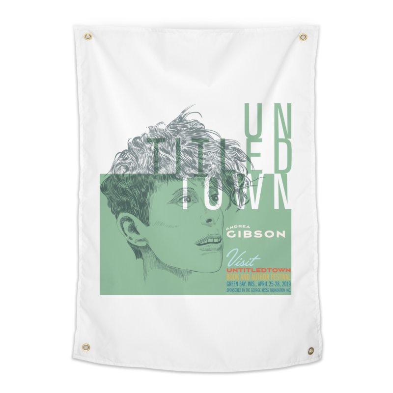 Andrea Gibson at UntitledTown Home Tapestry by UntitledTown Store