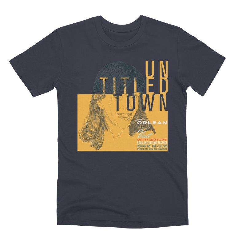 Susan Orlean at UntitledTown Men's Premium T-Shirt by UntitledTown Store