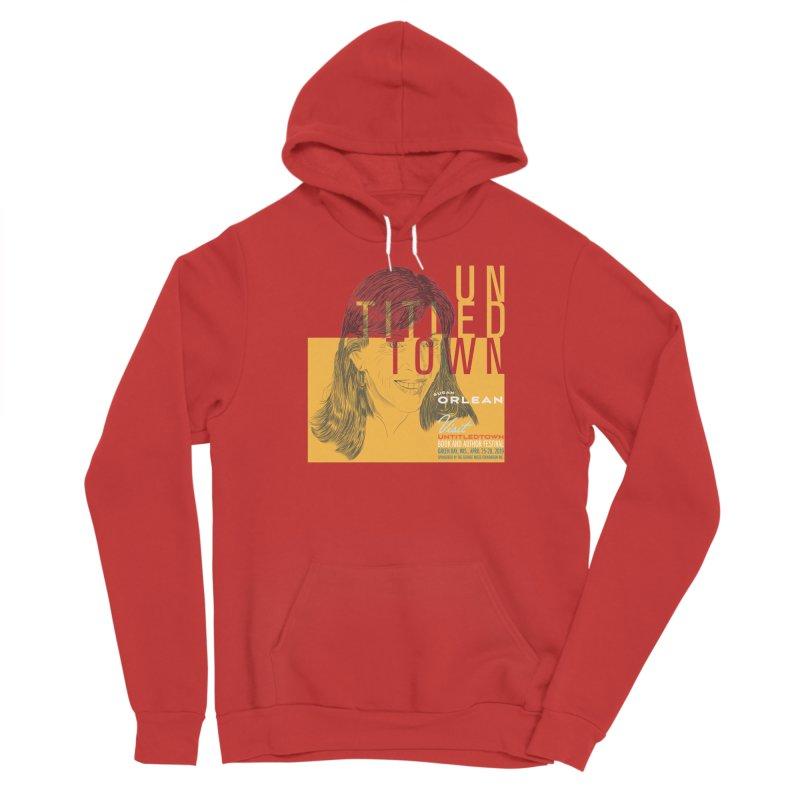 Susan Orlean at UntitledTown Men's Pullover Hoody by UntitledTown Store