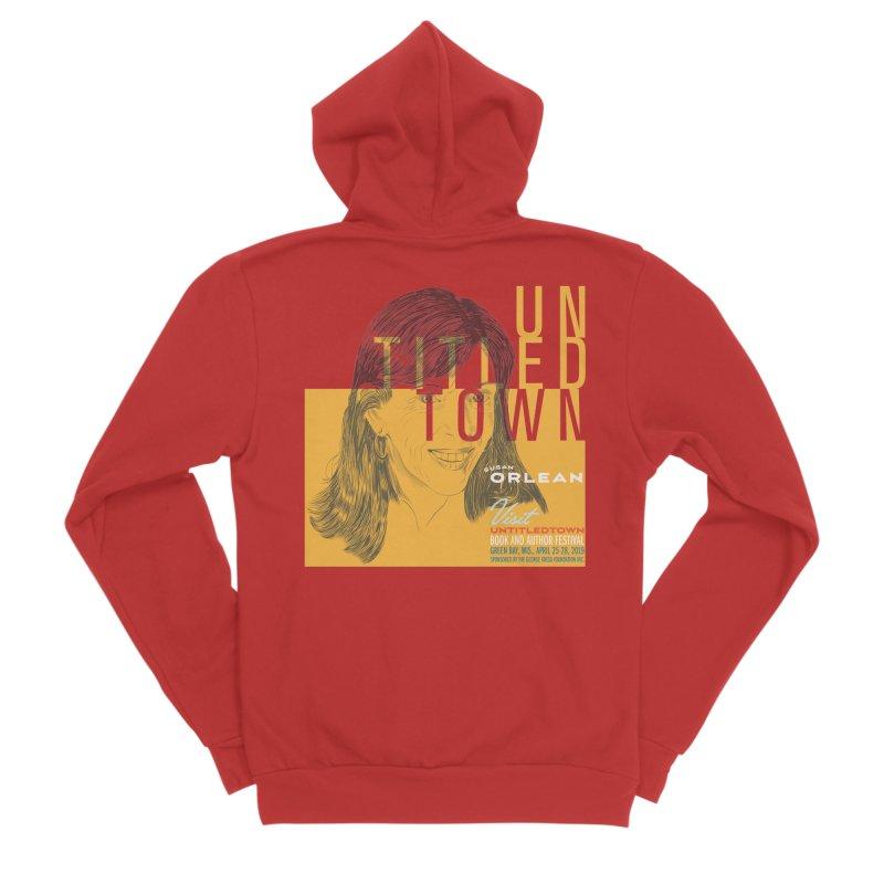 Susan Orlean at UntitledTown Men's Zip-Up Hoody by UntitledTown Store