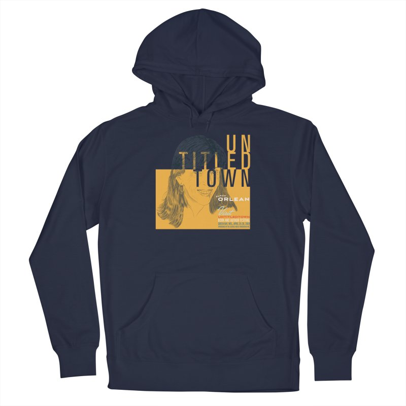 Susan Orlean at UntitledTown Men's Pullover Hoody by UntitledTown Store