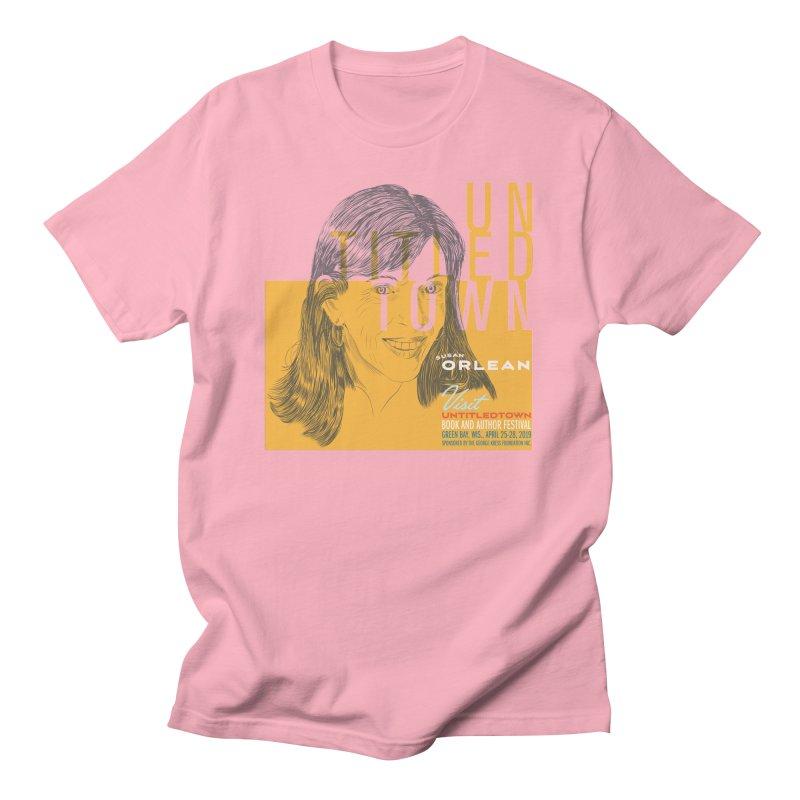 Susan Orlean at UntitledTown Men's T-Shirt by UntitledTown Store