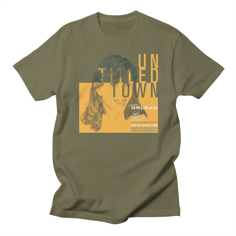 Susan Orlean at UntitledTown Men's T-Shirt by UntitledTown Store