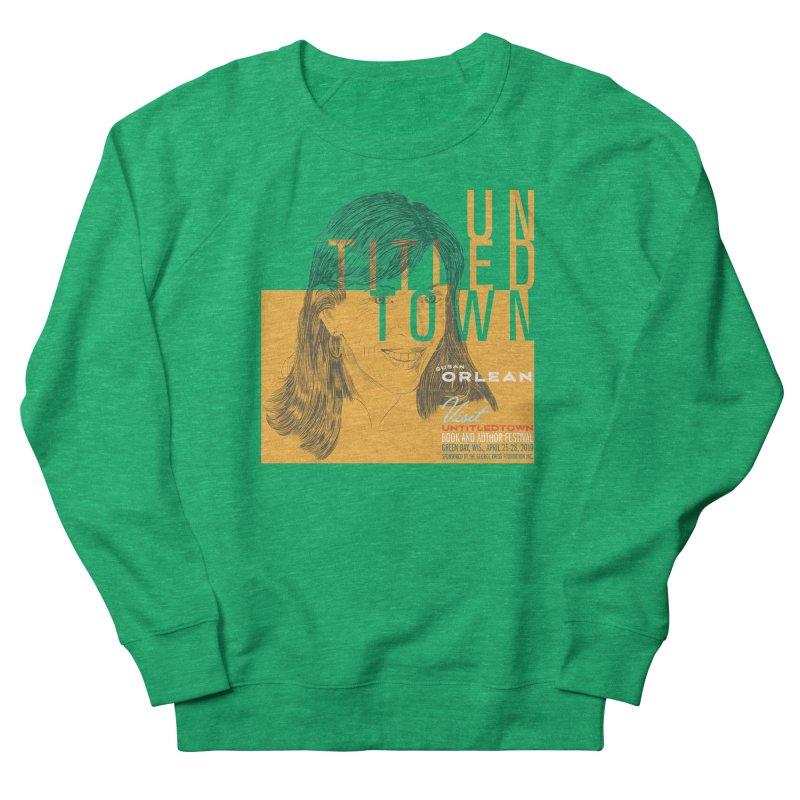 Susan Orlean at UntitledTown Men's Sweatshirt by UntitledTown Store