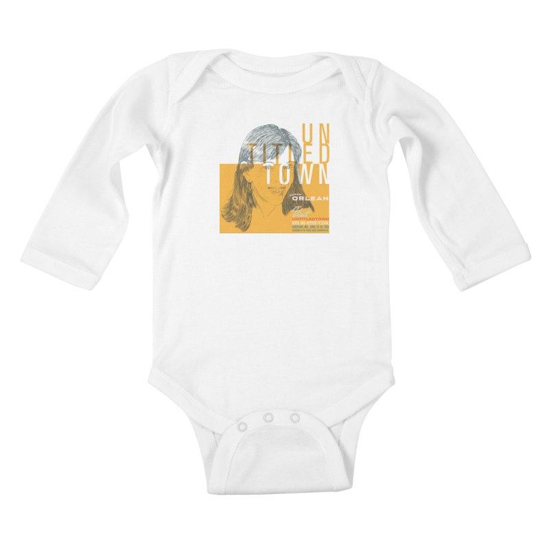 Susan Orlean at UntitledTown Kids Baby Longsleeve Bodysuit by UntitledTown Store