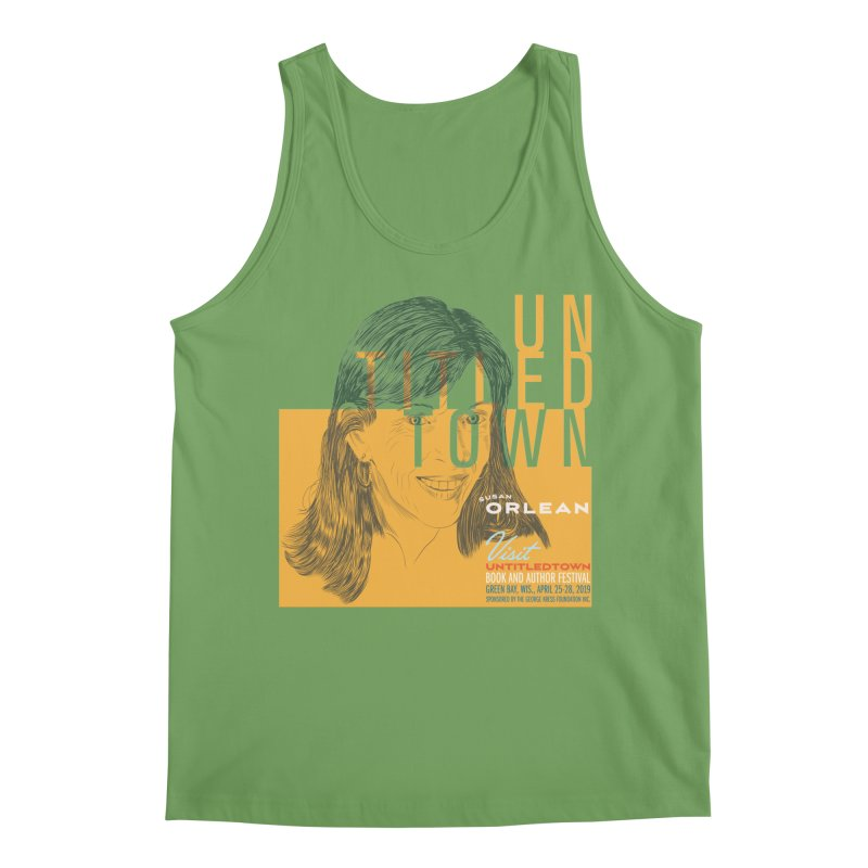 Susan Orlean at UntitledTown Men's Tank by UntitledTown Store
