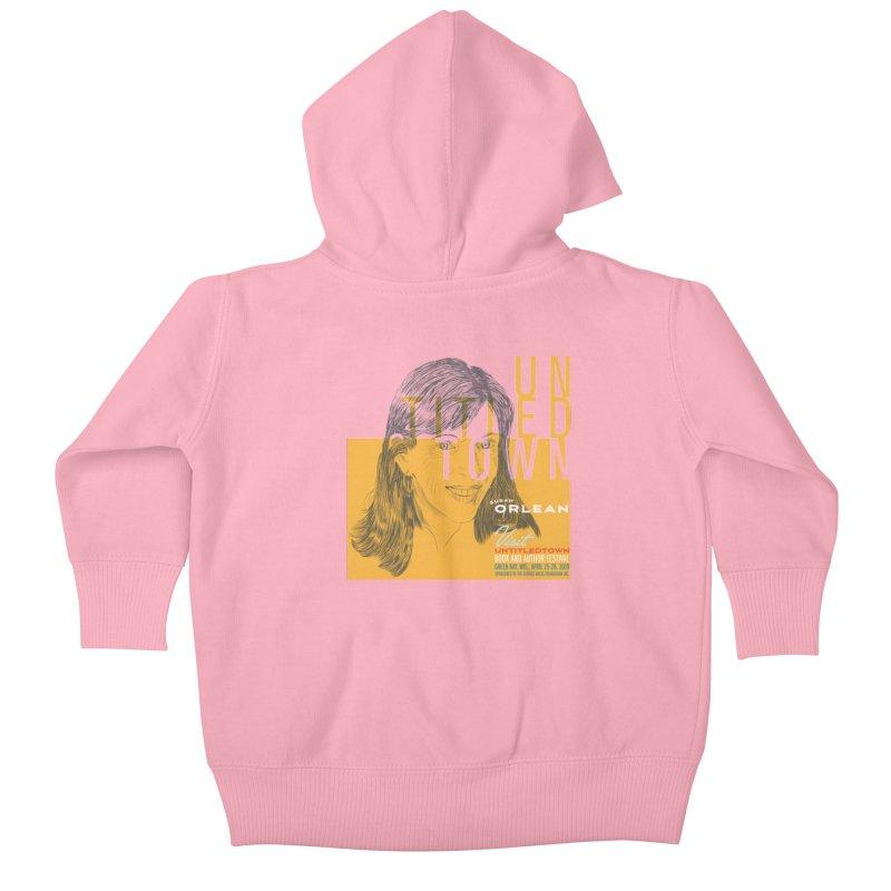 Susan Orlean at UntitledTown Kids Baby Zip-Up Hoody by UntitledTown Store