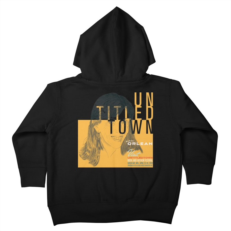 Susan Orlean at UntitledTown Kids Toddler Zip-Up Hoody by UntitledTown Store