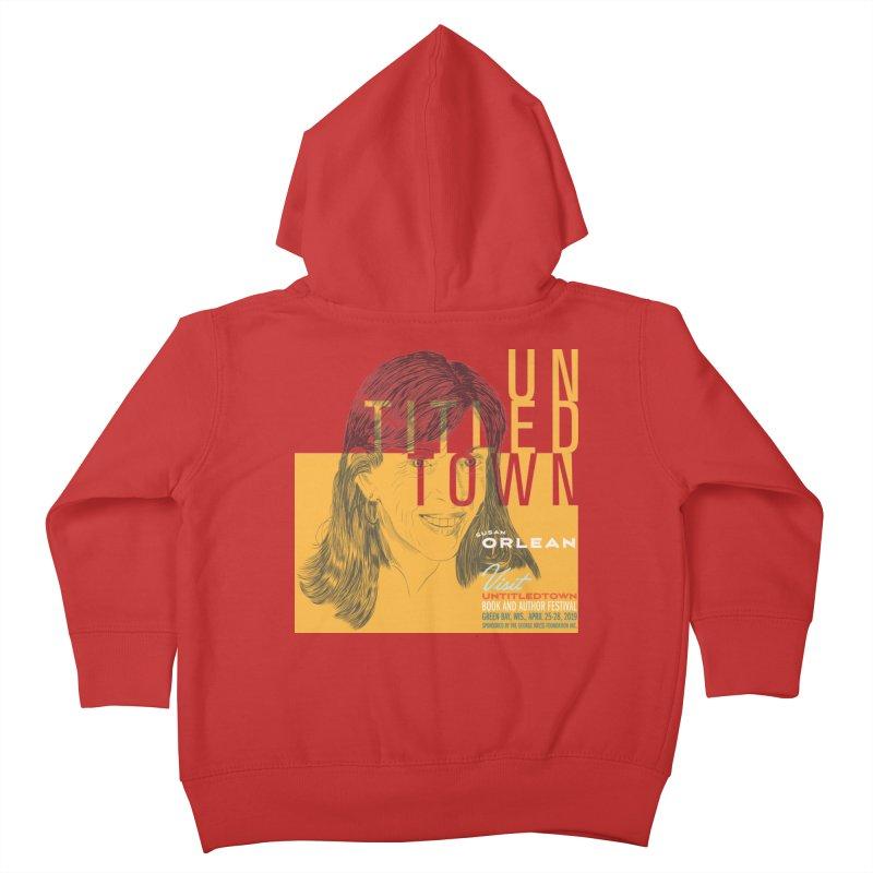Susan Orlean at UntitledTown Kids Toddler Zip-Up Hoody by UntitledTown Store