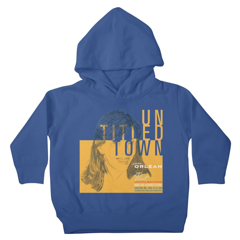 Susan Orlean at UntitledTown Kids Toddler Pullover Hoody by UntitledTown Store