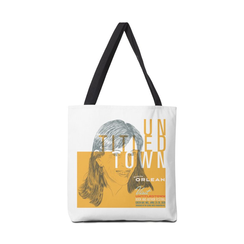 Susan Orlean at UntitledTown Accessories Tote Bag Bag by UntitledTown Store
