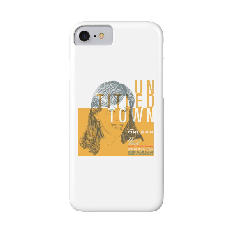 Susan Orlean at UntitledTown Accessories Phone Case by UntitledTown Store