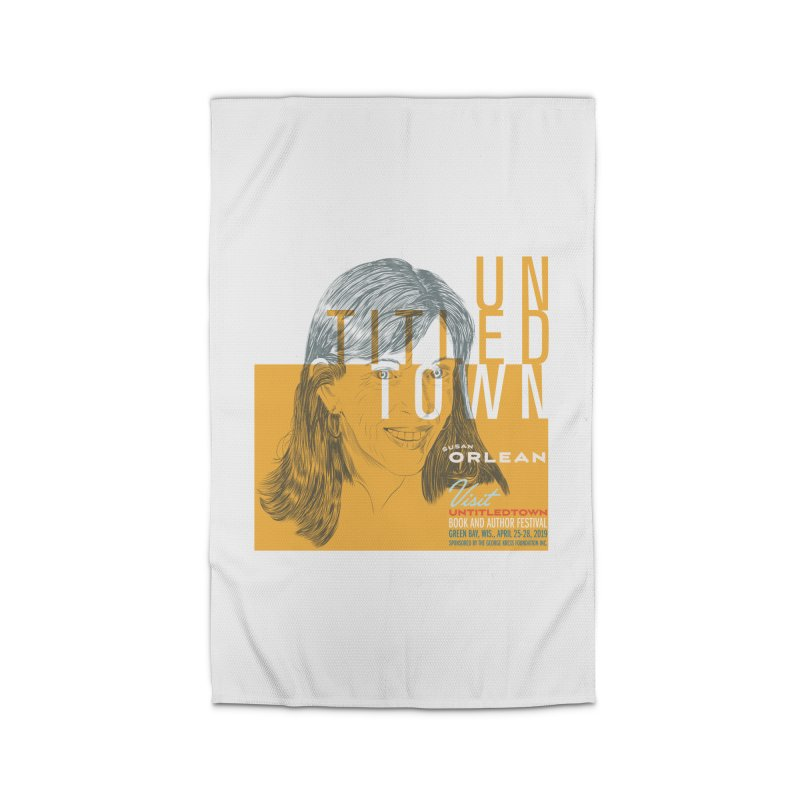 Susan Orlean at UntitledTown Home Rug by UntitledTown Store