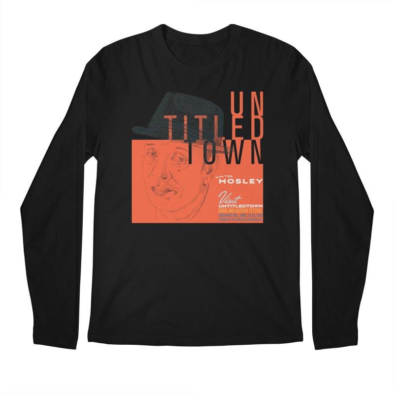 Walter Mosley at UntitledTown Men's Regular Longsleeve T-Shirt by UntitledTown Store