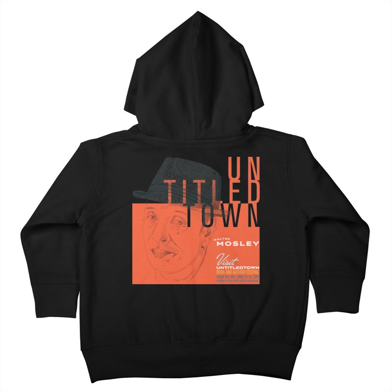 Walter Mosley at UntitledTown Kids Toddler Zip-Up Hoody by UntitledTown Store