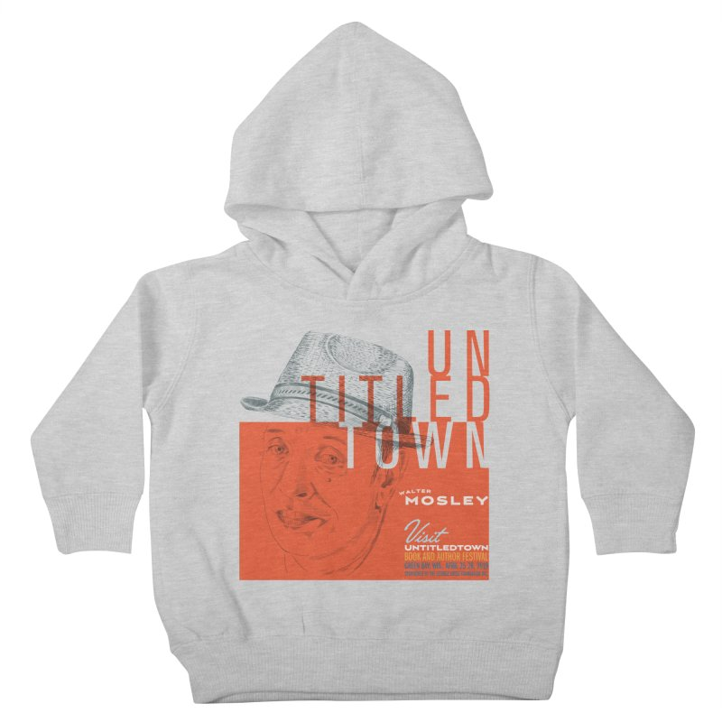 Walter Mosley at UntitledTown Kids Toddler Pullover Hoody by UntitledTown Store