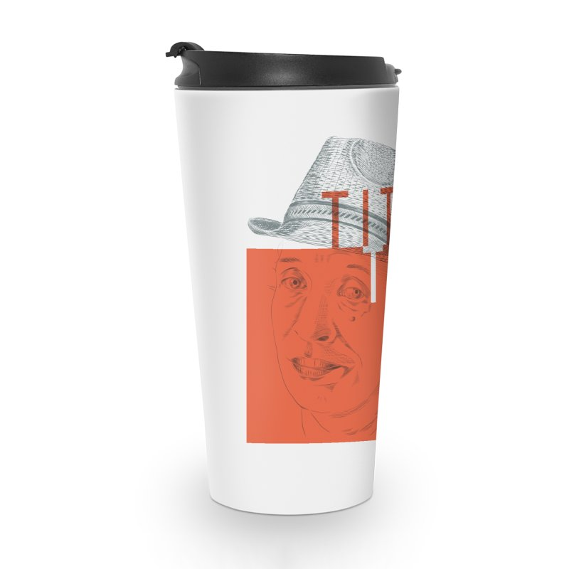 Walter Mosley at UntitledTown Accessories Travel Mug by UntitledTown Store