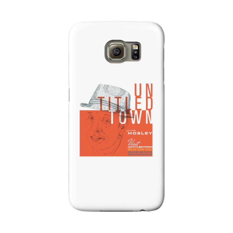 Walter Mosley at UntitledTown Accessories Phone Case by UntitledTown Store