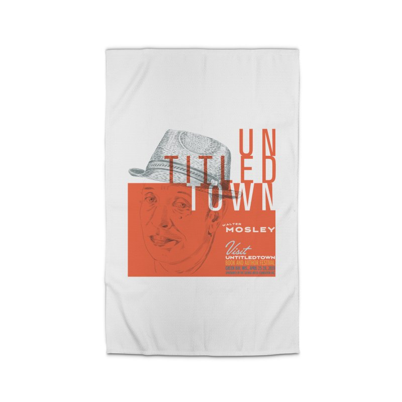 Walter Mosley at UntitledTown Home Rug by UntitledTown Store