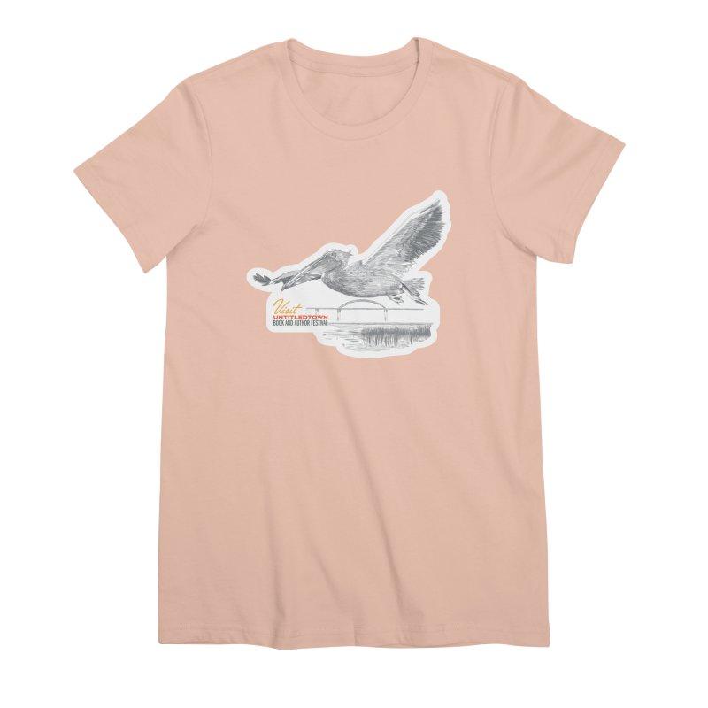 The Pelican Women's Premium T-Shirt by UntitledTown Store